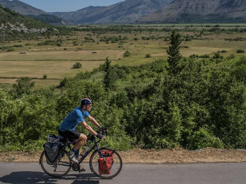 What it's like on a cycling trip through a part of Europe that few tourists see