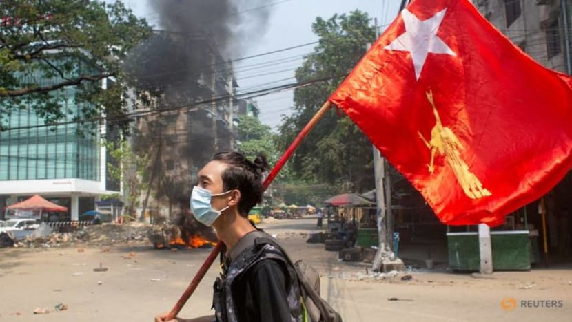 UN says 230,000 displaced by Myanmar fighting