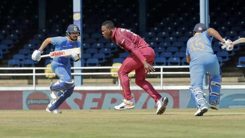 Cricket: Kohli hits 42nd ton as India defeat West Indies in rain-hit second ODI