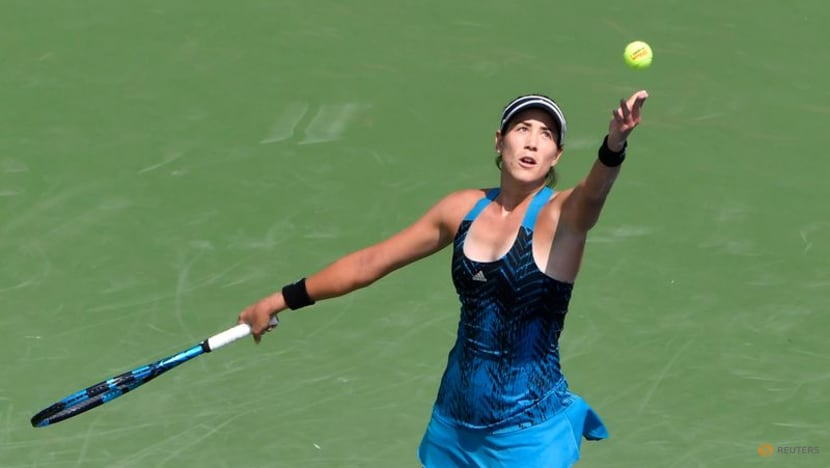 Tennis:US Open day one