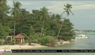 COVID-19 vaccine distribution to Indonesia's remote islands remains a challenge | Video