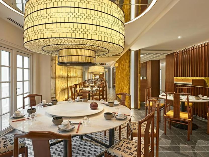 What can diners expect at newly refurbished Chinese restaurant Min Jiang?