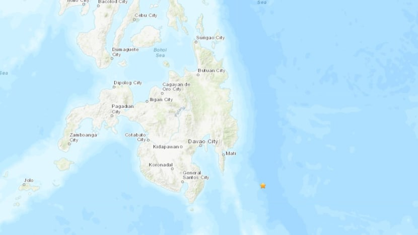 Strong quake strikes Philippines, no major damage reported