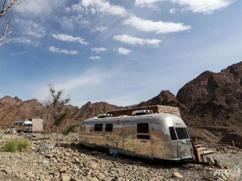 Desert camping in Dubai levels up as glamping catches on