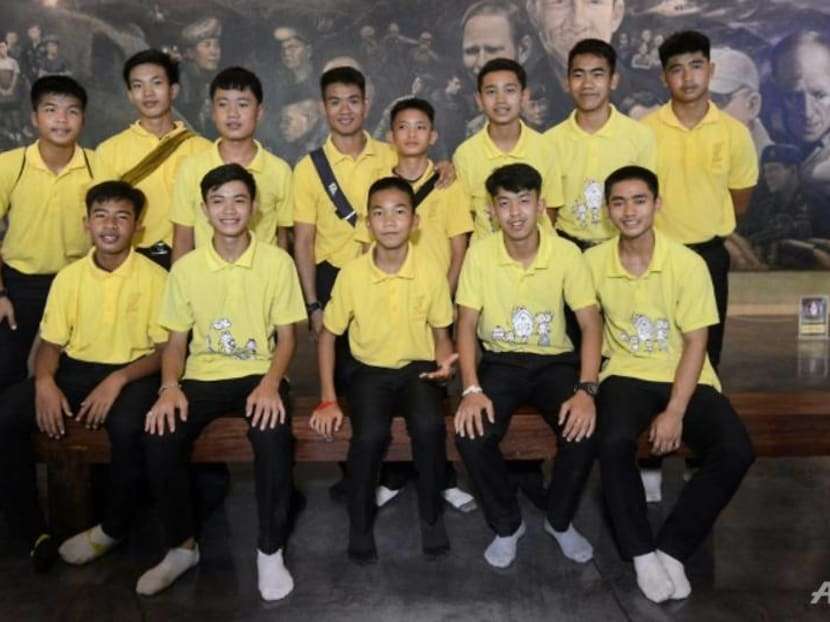First Thai cave rescue movie premieres, promises to capture peril of the mission