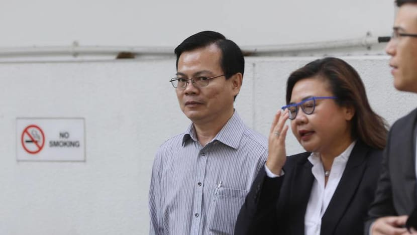 AMKTC trial: Former GM's mistress repaid half of an alleged S$20,000 bribe, says defence