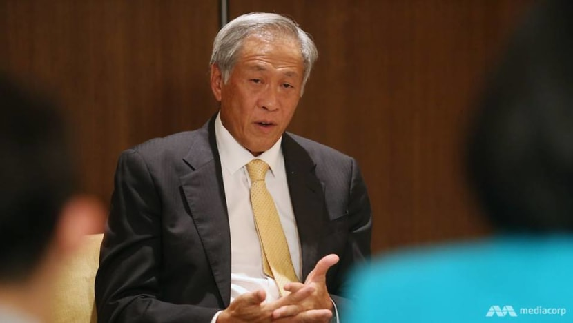 Recent deaths of 2 SAF servicemen due to unnatural causes 'not related to service': Ng Eng Hen