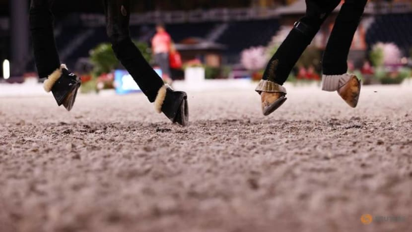Equestrian-Australian show jumpers in limbo after team mate's cocaine test