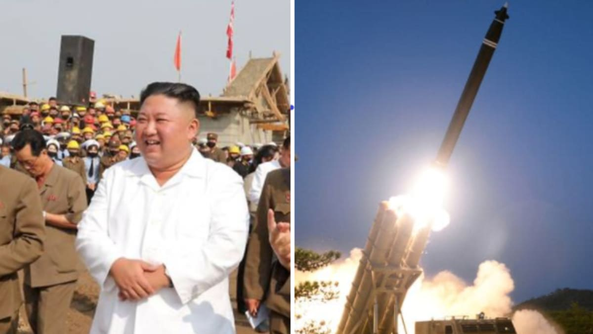 Commentary: North Korean missiles tests – Kim Jong Un won't stop and options are shrinking
