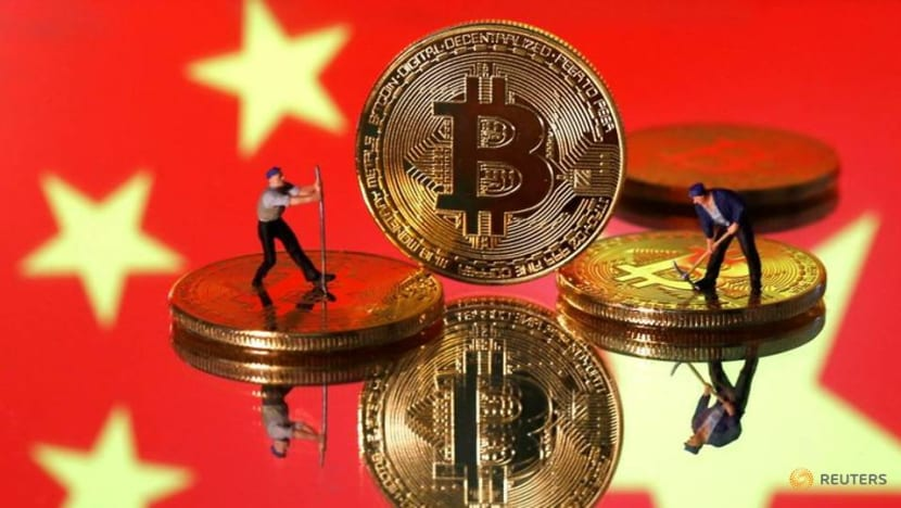 China's Inner Mongolia escalates crackdown on cryptomining