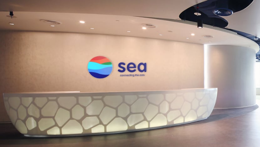 Tech firm Sea to scale up digital financial services as revenues double to US$1.8 billion
