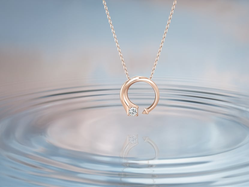 The ripple that becomes a wave: A brilliant diamond collection celebrating trailblazers