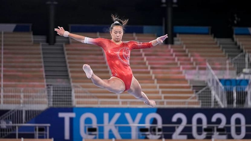 Olympics: Singapore's Tan Sze En exits artistic gymnastics competition