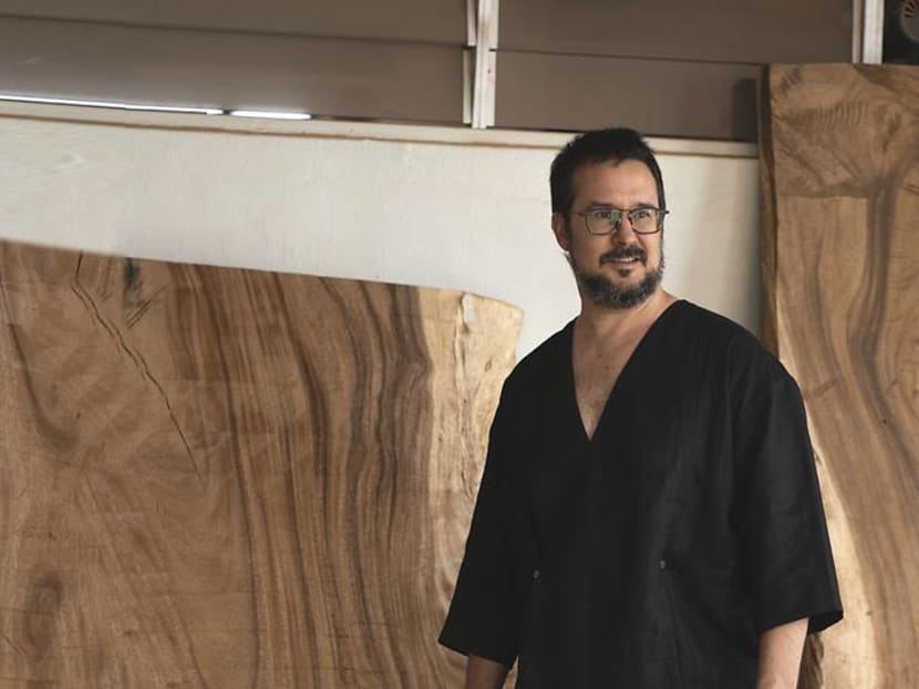 Creative Capital: This American carpenter turns Singaporean wood into functional masterpieces