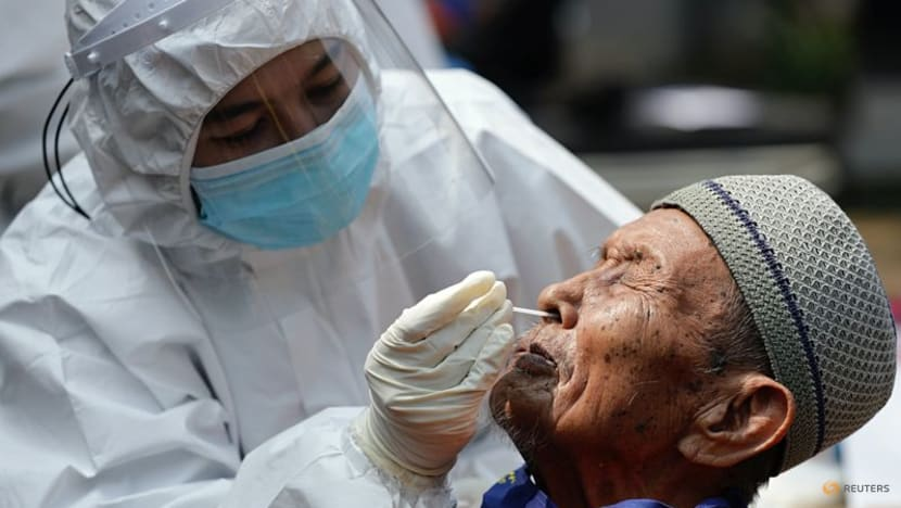 Indonesia official says COVID-19 vaccines help Jakarta reach 'herd immunity'
