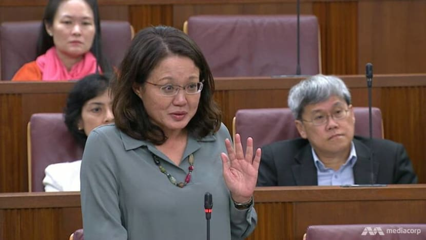 'Very onerous' process to challenge order on content deemed as online falsehood: Sylvia Lim