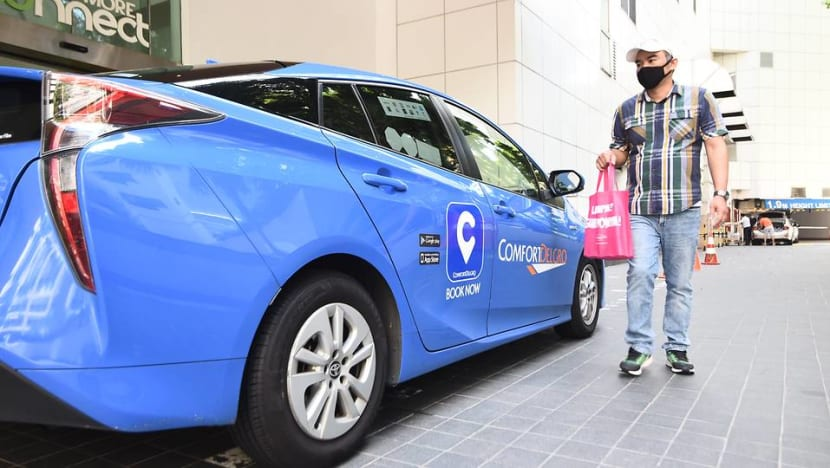 ComfortDelGro launches food delivery service using taxis