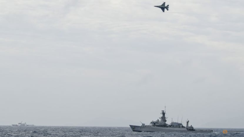 Indonesia increase patrols after foreign vessels detected near Natuna