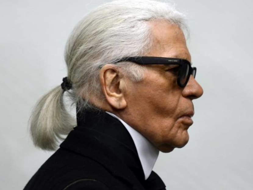 House Of Chanel offers condolences to Lagerfeld's family and friends
