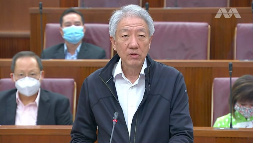 Make-up pay scheme for political appointment holders applied once since 1989: Teo Chee Hean