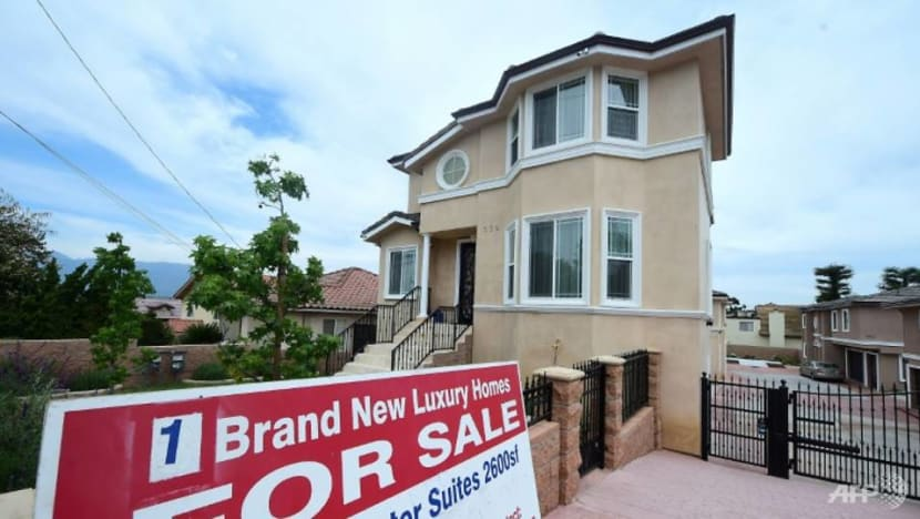 US new home sales surge in November