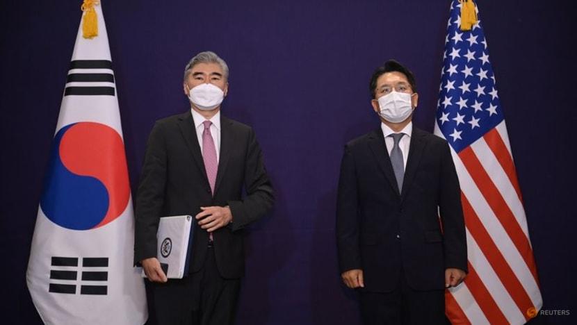 US, South Korea envoys discuss jumpstarting talks with North Korea