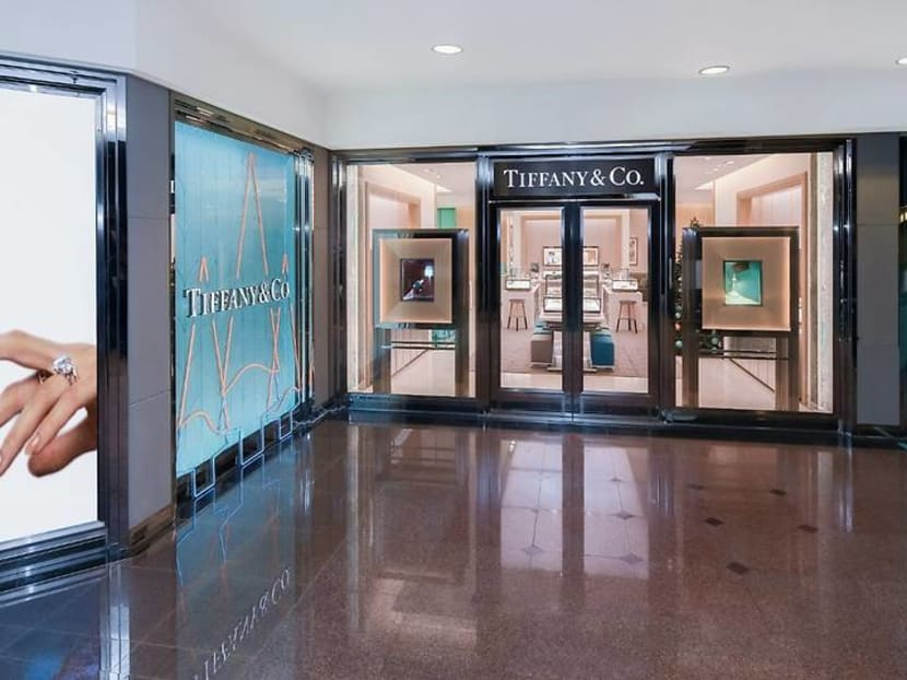 Tiffany & Co's revamped store in Ngee Ann City is now more open and inviting