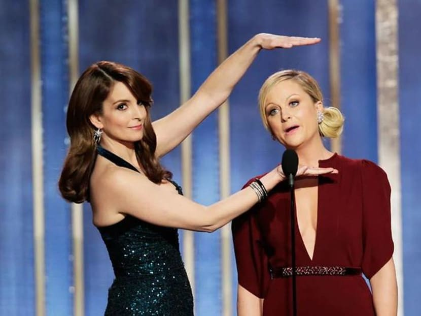 Tina Fey and Amy Poehler back to hosting the Golden Globes in 2021
