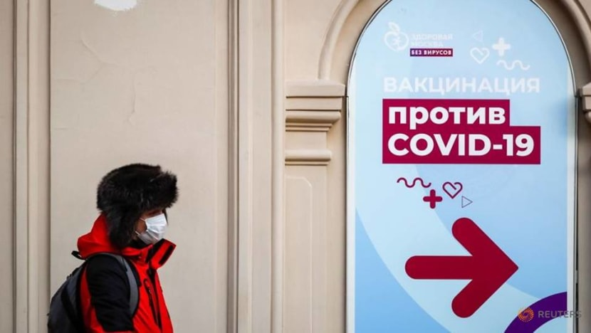 Russia reports 10,253 new COVID-19 cases, 379 deaths