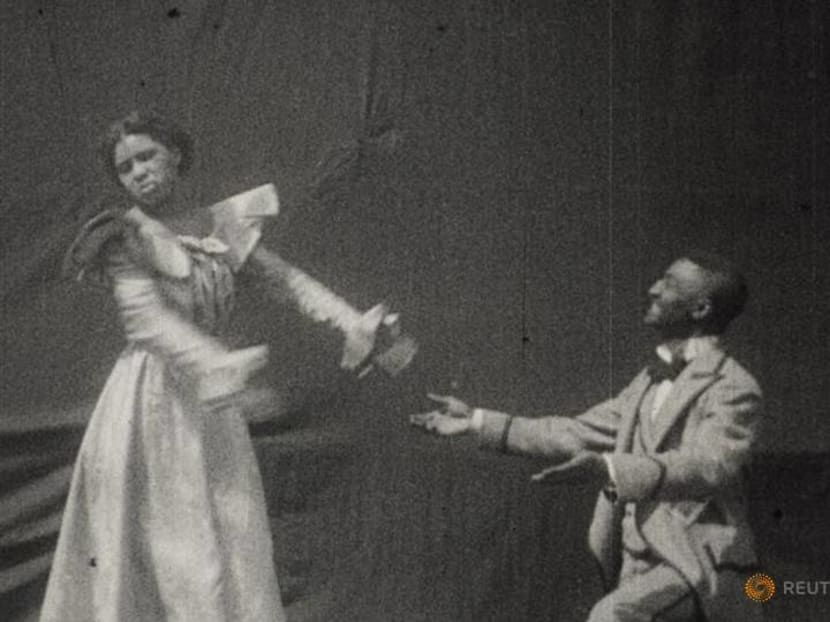 New version of first ever African-American screen kiss discovered in Norway