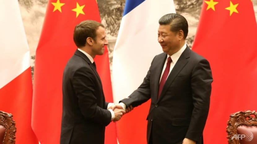 Commentary: Does Europe have a problem with Chinese investments?