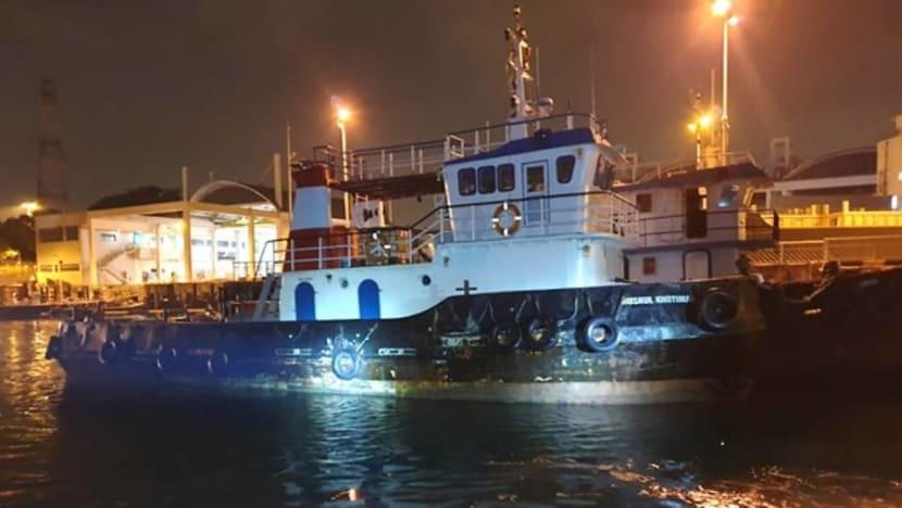 11 men arrested for illegal transaction of marine gas oil