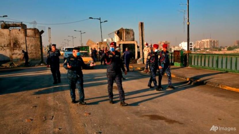 Rockets fall inside Baghdad's Green Zone, child killed: Military