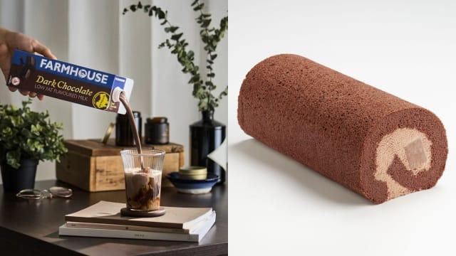Farmhouse黑巧克力鲜奶太美味 BreadTalk乘势采用创新品!