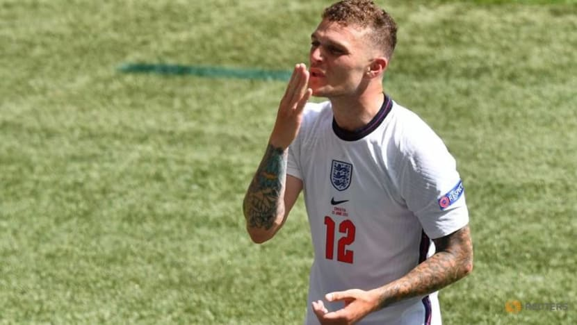 Football: Trippier in as England revert to back five, Italy unchanged