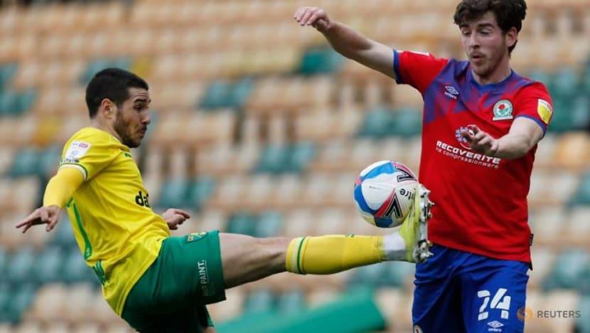 Football: Leaders Norwich held by Blackburn, Watford win again
