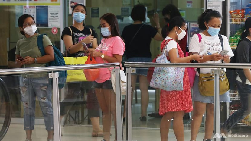 Employers not allowed at maid medical exams as part of new measures to help detect abuse: MOM