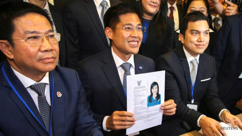 Thai party to comply with royal order against princess' PM candidacy