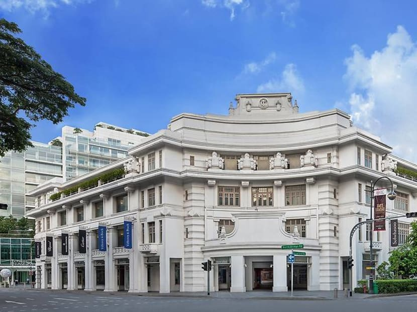 The Capitol Kempinski and other new hotels in Singapore for your year-end staycation