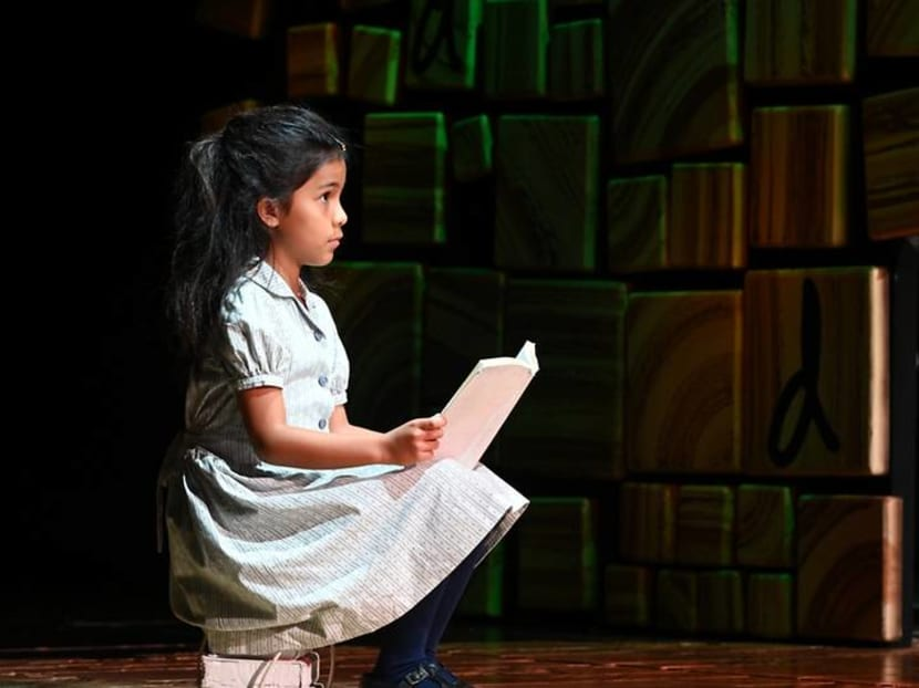 Sofia Poston is the first Singaporean to play Roald Dahl's Matilda and she's loving it