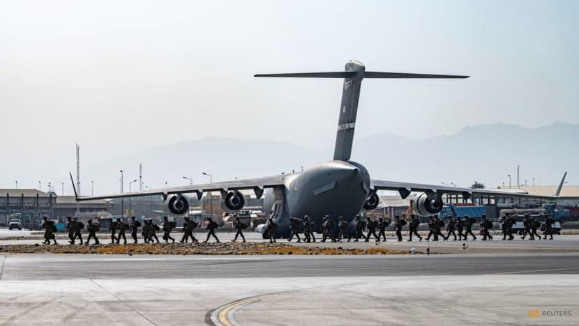 Last US forces leave Afghanistan after almost 20 years