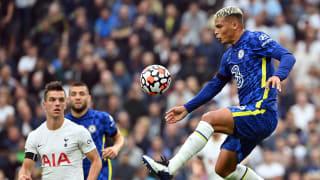 英超:切尔西3比0战胜托特纳姆 暂居积分榜榜首