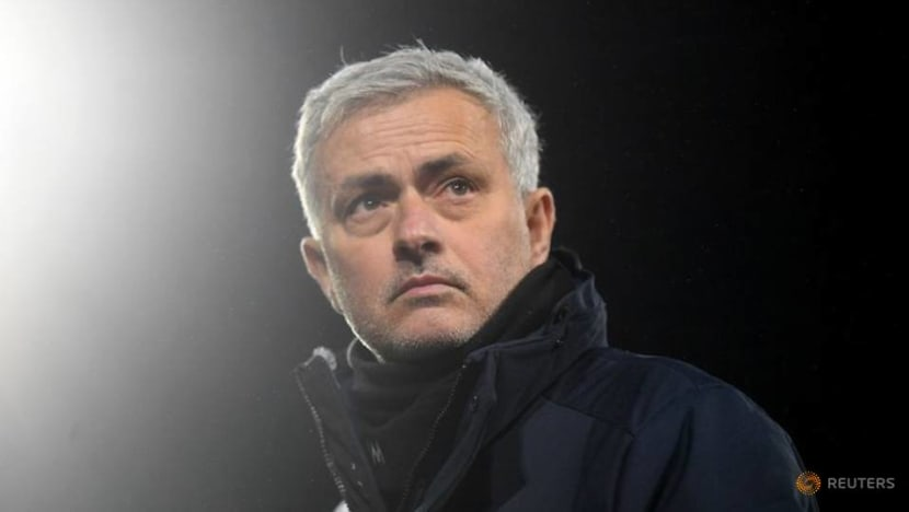 Football: Mourinho looking to mark career milestone with trophy for Spurs