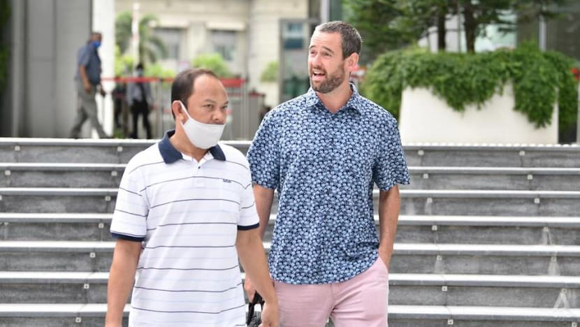 Benjamin Glynn, caught for not wearing a mask, given 6 weeks' jail after brief one-day trial
