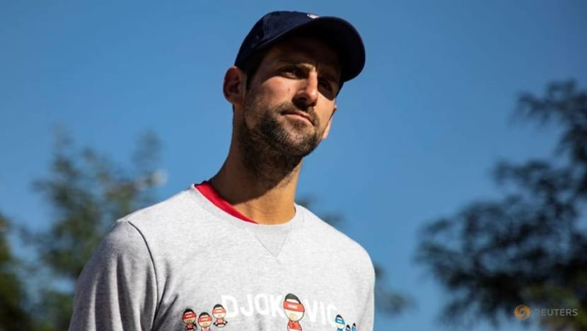 Djokovic marks Italian teenager Sinner as a potential number one