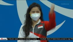 Gold medals, national records for Team Singapore at Tokyo Paralympics | Video