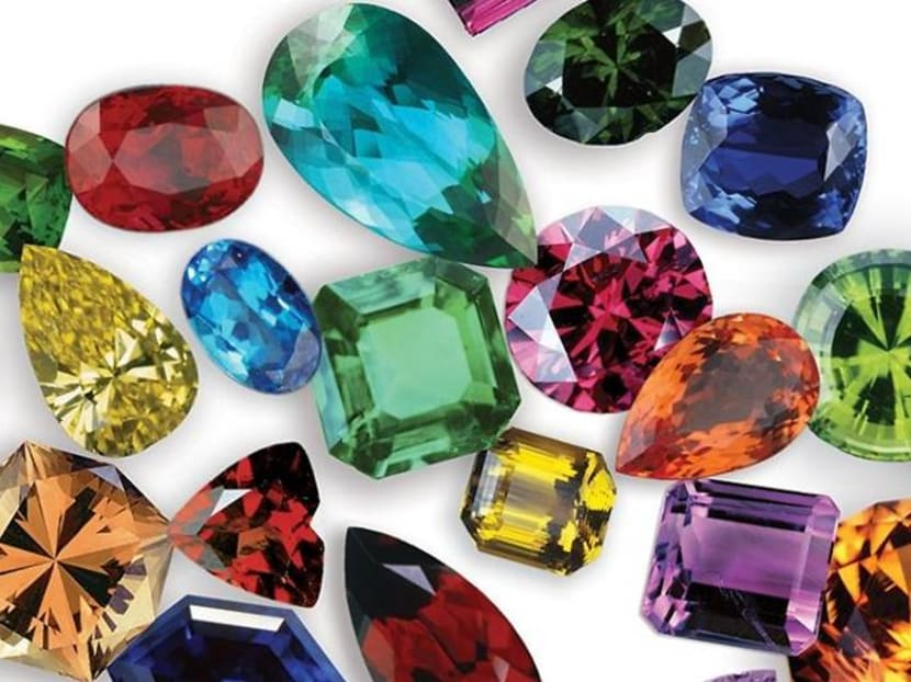 Why coloured gemstones are so popular right now