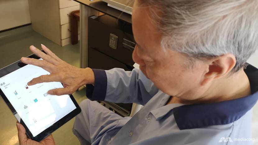 SingHealth pilots new bedside app for patients to track conditions, call nurses