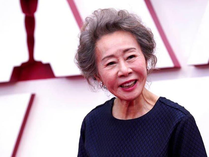 South Korea's Youn Yuh-jung wins best supporting actress Oscar for Minari