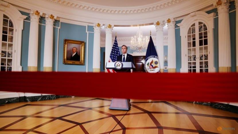 US to continue 'relentless efforts' in helping people leave Afghanistan: Blinken